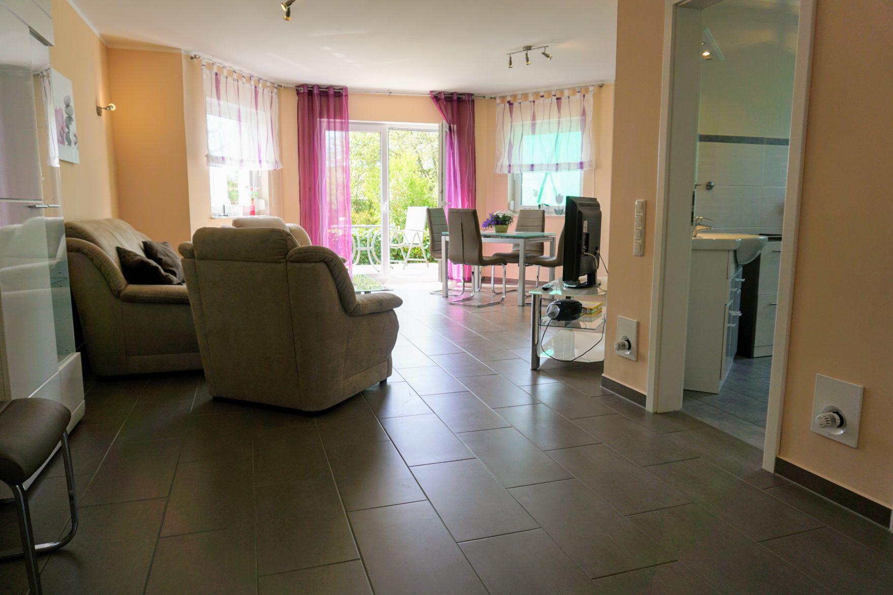 wohnung 1 gr mitz zuhause am meer. Black Bedroom Furniture Sets. Home Design Ideas